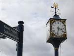 Seaham North Terrace Clock