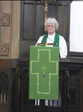 Rev S Clark