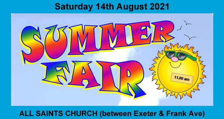 Summer Fair All Saints