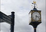 Seaham North Terrace Clock