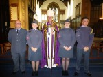 Bishop Welby and ATC